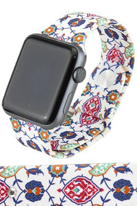 Floral Watchband