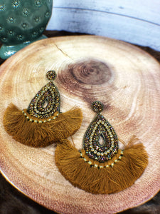 Timber Trail Earrings