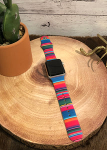 Serape Watchband