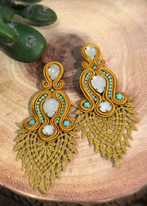 Enchanted Belle Earrings