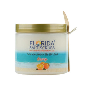 Florida Salt Scrubs Orange 2.9oz