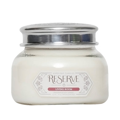 ASPEN BAY CANDLES Living Room Reserve Signature Jar