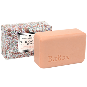 BEEKMAN 1802 Honeyed Grapefruit Soap