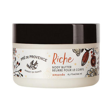 European Soaps Riche Body Butter Amande
