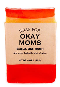 Whiskey River Soap Co. Soap Okay Mum