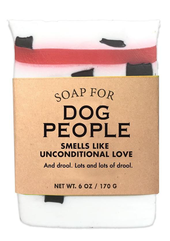 Whiskey River Soap Co. Soap Dog People