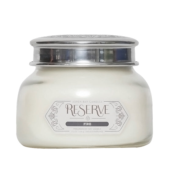 ASPEN BAY CANDLES Fire Reserve Signature Jar