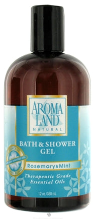 AROMALAND Bath & Shower Gel Rosemary & Mint