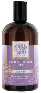 AROMALAND Bath & Shower Gel Lavender