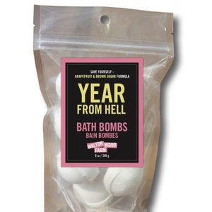 Walton Year from Hell Bath Bombs