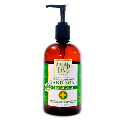AROMALAND Hand Soap Defense Formula