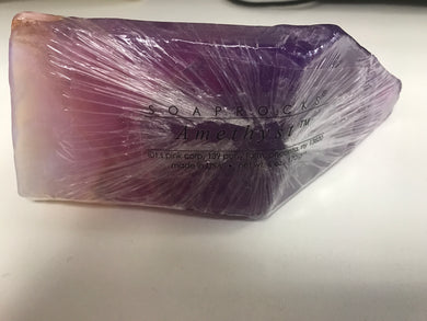 TS Pink Birthstone Soap Amethyst February