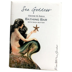 KISS ME IN THE GARDEN Sea Goddess Soap