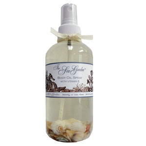 KISS ME IN THE GARDEN Sea Garden Body Oil Spray