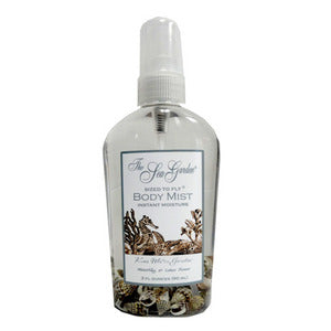 KISS ME IN THE GARDEN Sea Garden Body Mist Travel