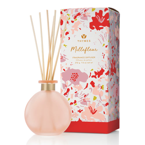Thymes MILLEFLEUR REED DIFFUSER