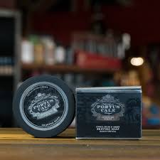 Portus Cale Black Shaving Soap