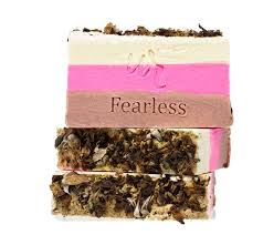 UR Bath&Co Soap Fearless