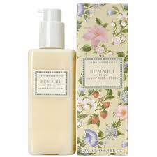 CRABTREE & EVELYN Summer Hill Body Lotion