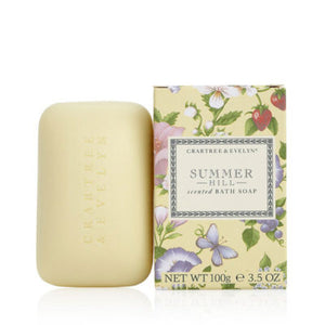 CRABTREE & EVELYN Summer Hill Triple Milled Soap