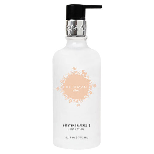 BEEKMAN 1802 Honeyed Grapefruit Awakening Hand Care Hand Lotion
