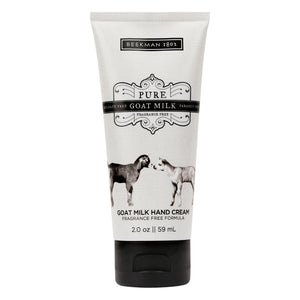 BEEKMAN 1802 Pure Goats Milk Hand Cream