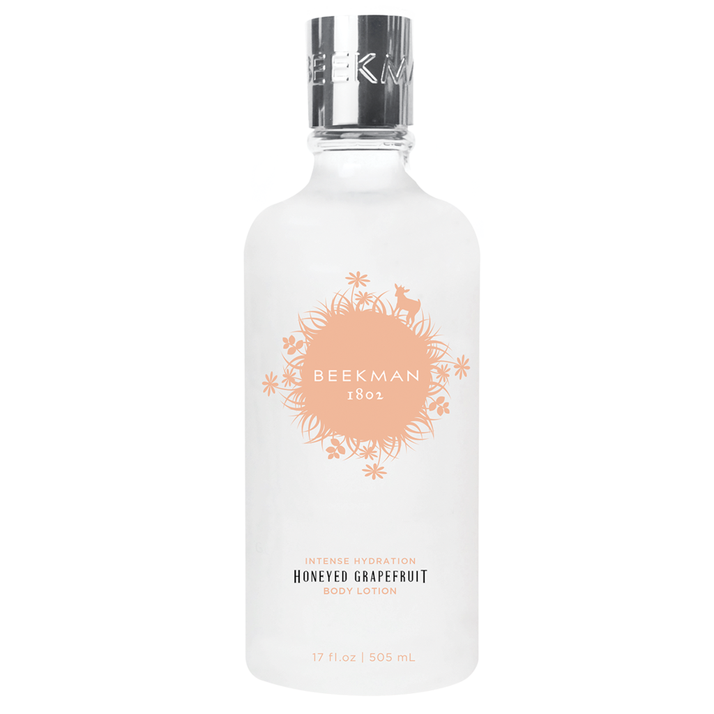 BEEKMAN 1802 Honeyed Grapefruit Intense Hydration Body Lotion