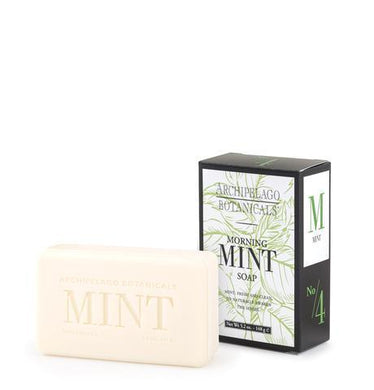 Archipelago Morning Mint Soap