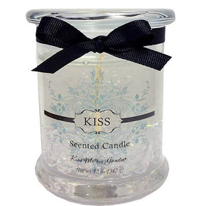 KISS ME IN THE GARDEN Kiss Gel Candle