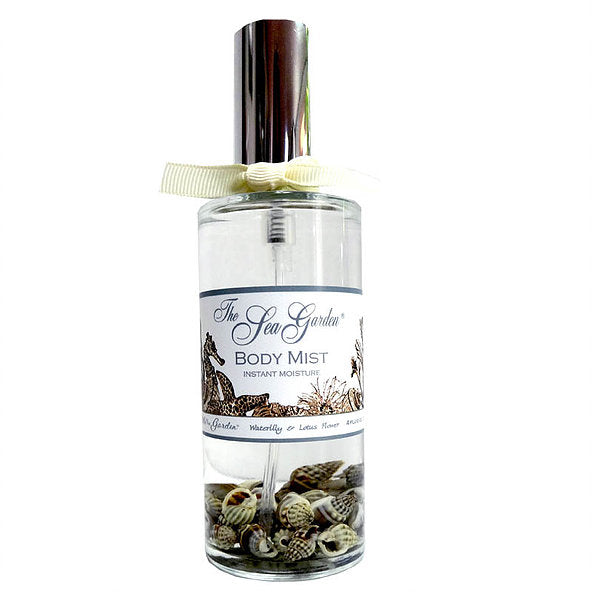 KISS ME IN THE GARDEN Sea Garden Body Mist