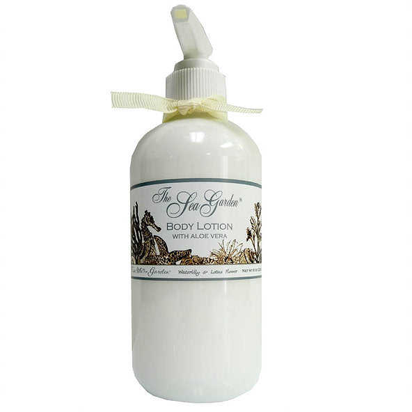 KISS ME IN THE GARDEN Sea Garden Body Lotion