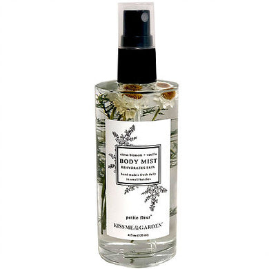 Kiss Me In the Garden Petite Fleur Body Mist 4oz