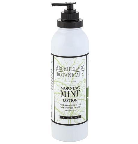 Archipelago Morning Mint Body Lotion 18oz