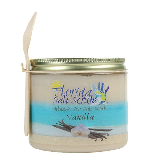 FLORIDA SALT SCRUBS Vanilla Salt Scrub