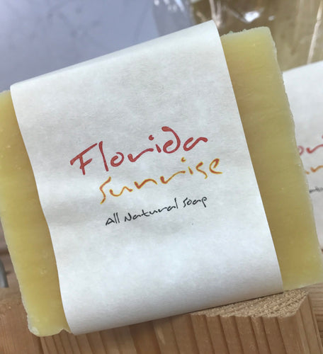 ADAM'S NATURAL SOAP Florida Sunrise