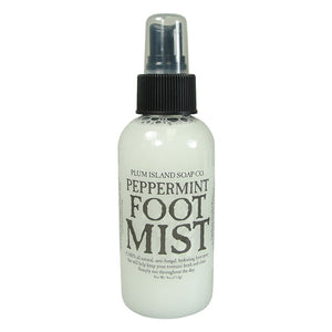 PLUM ISLAND SOAP COMPANY Foot Mist