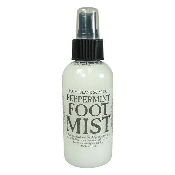 The PLUM ISLAND SOAP COMPANY Foot Mist