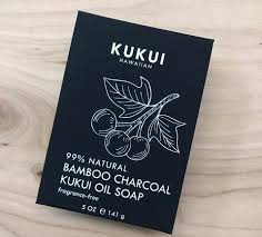 Maui Soap co Bamboo Kukui Soap