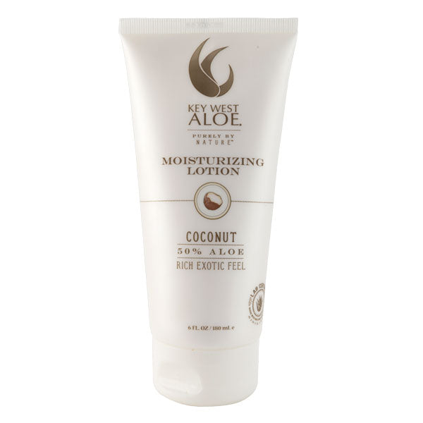 KEY WEST ALOE Coconut Moisturizing Lotion