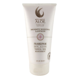 KEY WEST ALOE Frangipani Moisturizing Lotion