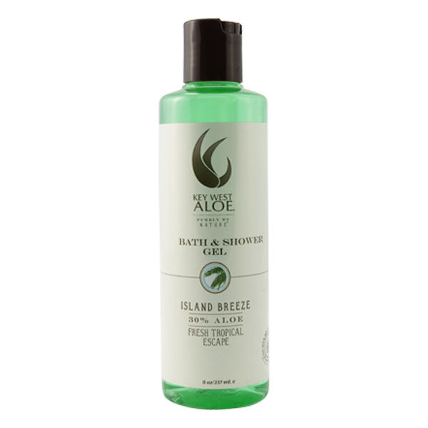 KEY WEST ALOE Island Breeze Bath & Shower Gel