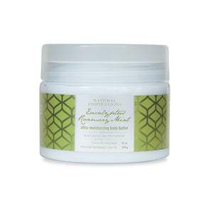 NATURAL INSPIRATIONS Eucalyptus Mint Body Butter