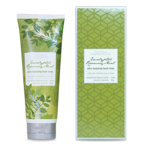 NATURAL INSPIRATIONS Eucalyptus Rosemary Mint Hand Cream