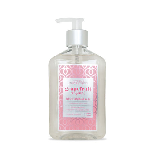 NATURAL INSPIRATIONS Grapefruit Bergamot Hand Wash