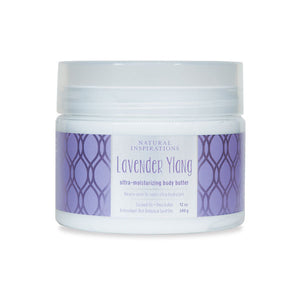 NATURAL INSPIRATIONS Lavender Ylang Body Butter