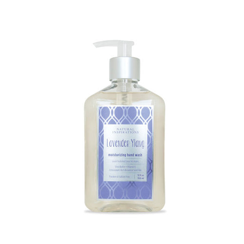 NATURAL INSPIRATIONS Lavender Ylang Hand Wash