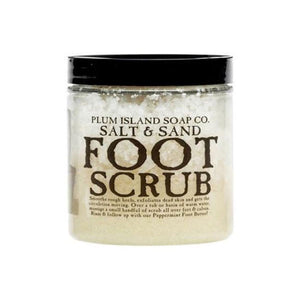 PLUM ISLAND SOAP COMPANY Foot Scrub