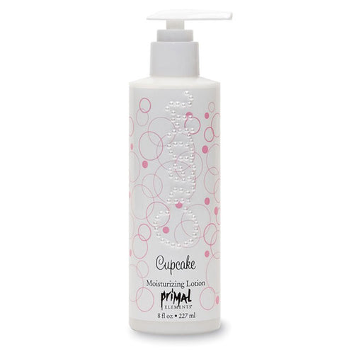 PRIMAL ELEMENTS Moisturizing Lotion Cupcake