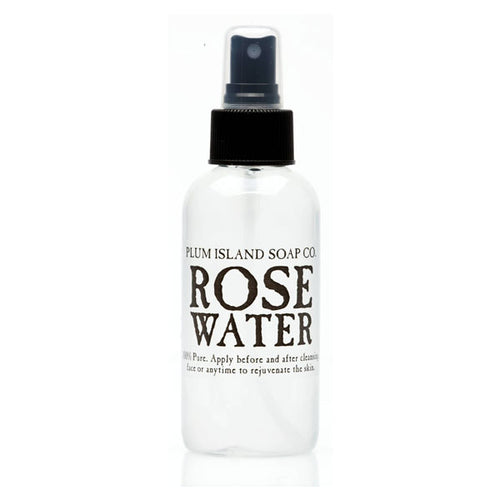 PLUM ISLAND SOAP COMPANY Rose Water