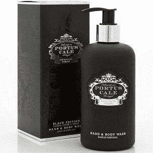 Portus Cale Black Body Lotion